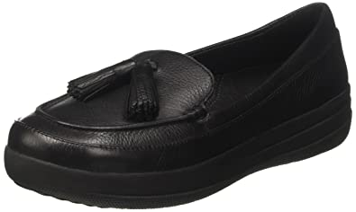 4c186eac2dcb Fitflop Women s F-sporty Tassel Loafers  Amazon.co.uk  Shoes   Bags