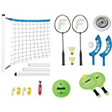Franklin Sports Industry 50801 Yard Game Set, 5-Games