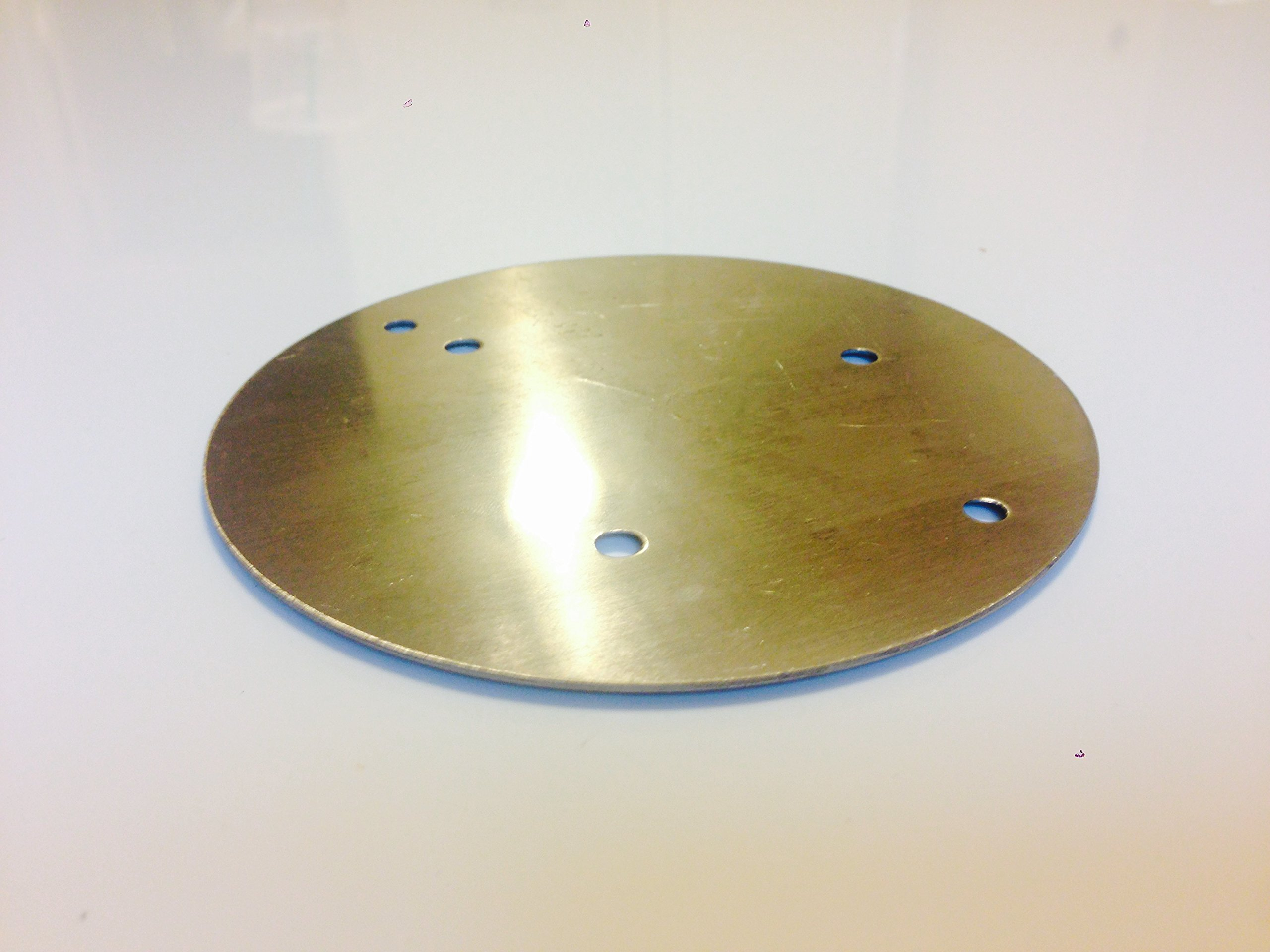 Replacement Stainless Steel Blade for Jack Lalanne Power Juicer by Berucci (Image #3)