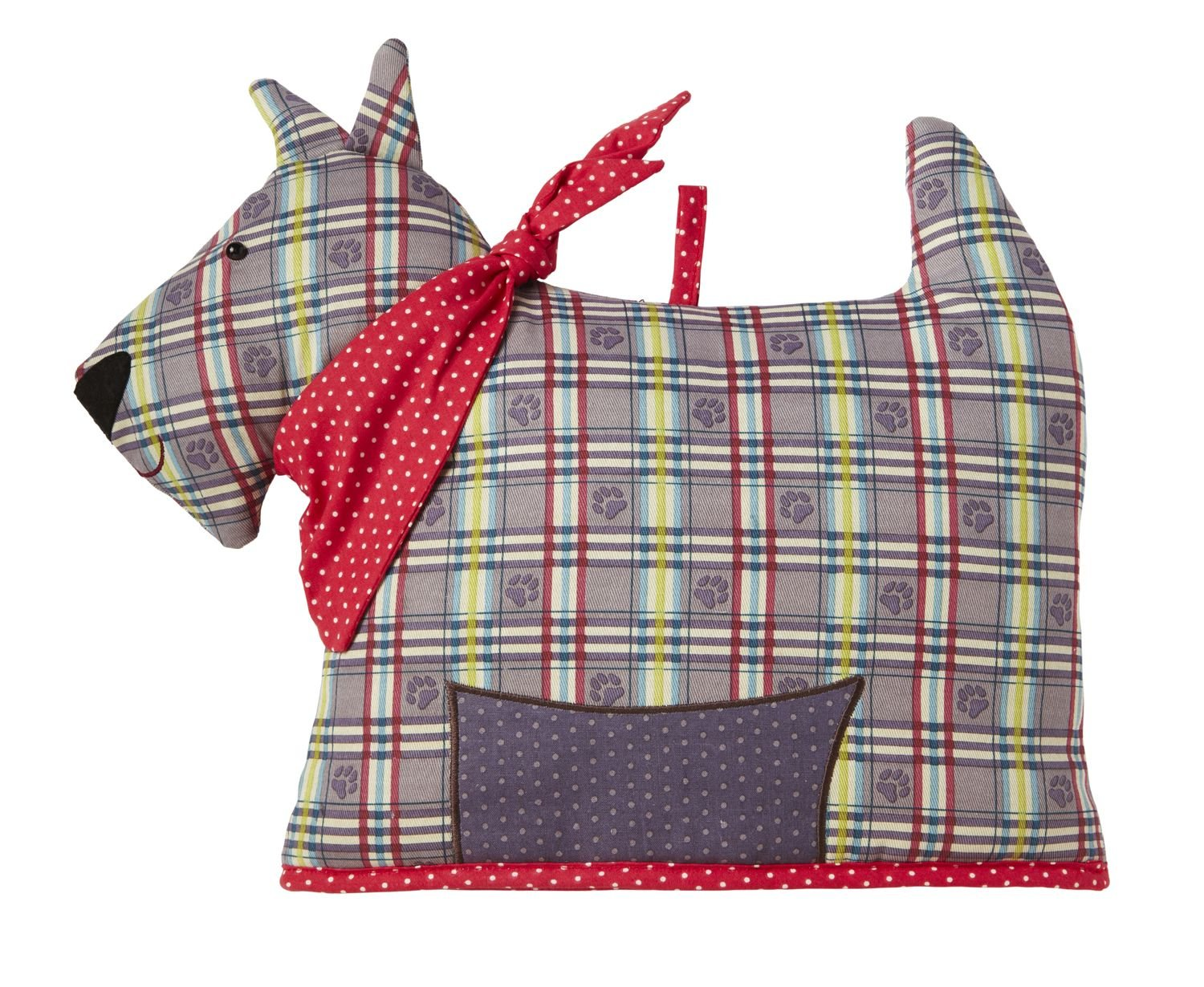 Ulster Weavers Scottie Dog Shaped Tea Cosy