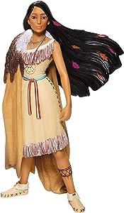 Enesco Disney Showcase Couture de Force Pocahontas Figurine, 8.27 Inch, Multicolor