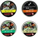 Gamo Performance Airgun Pellets Combo Pack 950 Assorted .22 Caliber