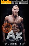 AX (Forsaken Riders MC Romance Book 10)