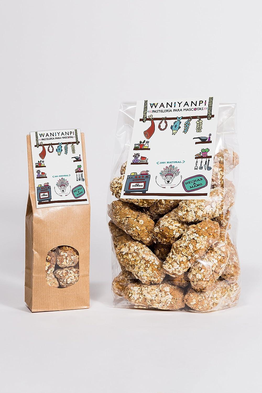 Superlimpiadientes de avena coco y manzana - 100% Naturales para perro -500g: Amazon.es: Productos para mascotas