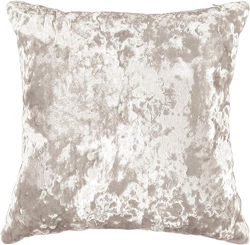 Pasargad Home Naples Collection Square Pillow- 17 x 17