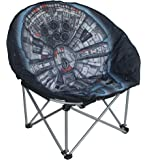 Star Wars Full Size Millennium Falcon Foldable Moon Chair