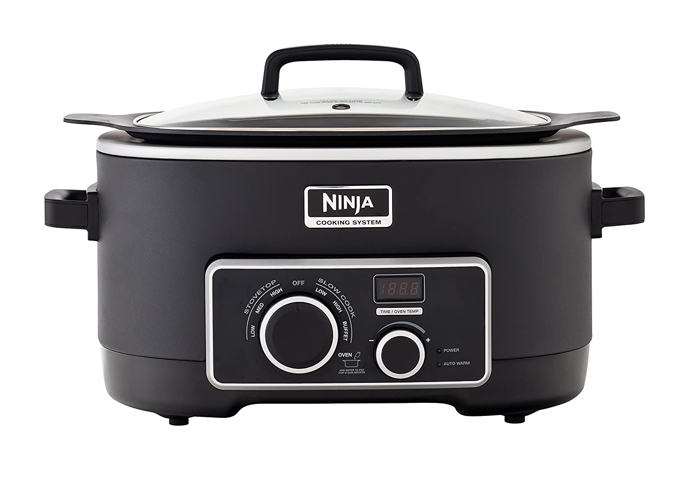 Amazon.com: Ninja 3-in-1 Cooking System (MC751): Kitchen & Dining