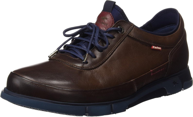 Fluchos- retail ES Spain Tiger, Zapatos de Cordones Oxford para Hombre