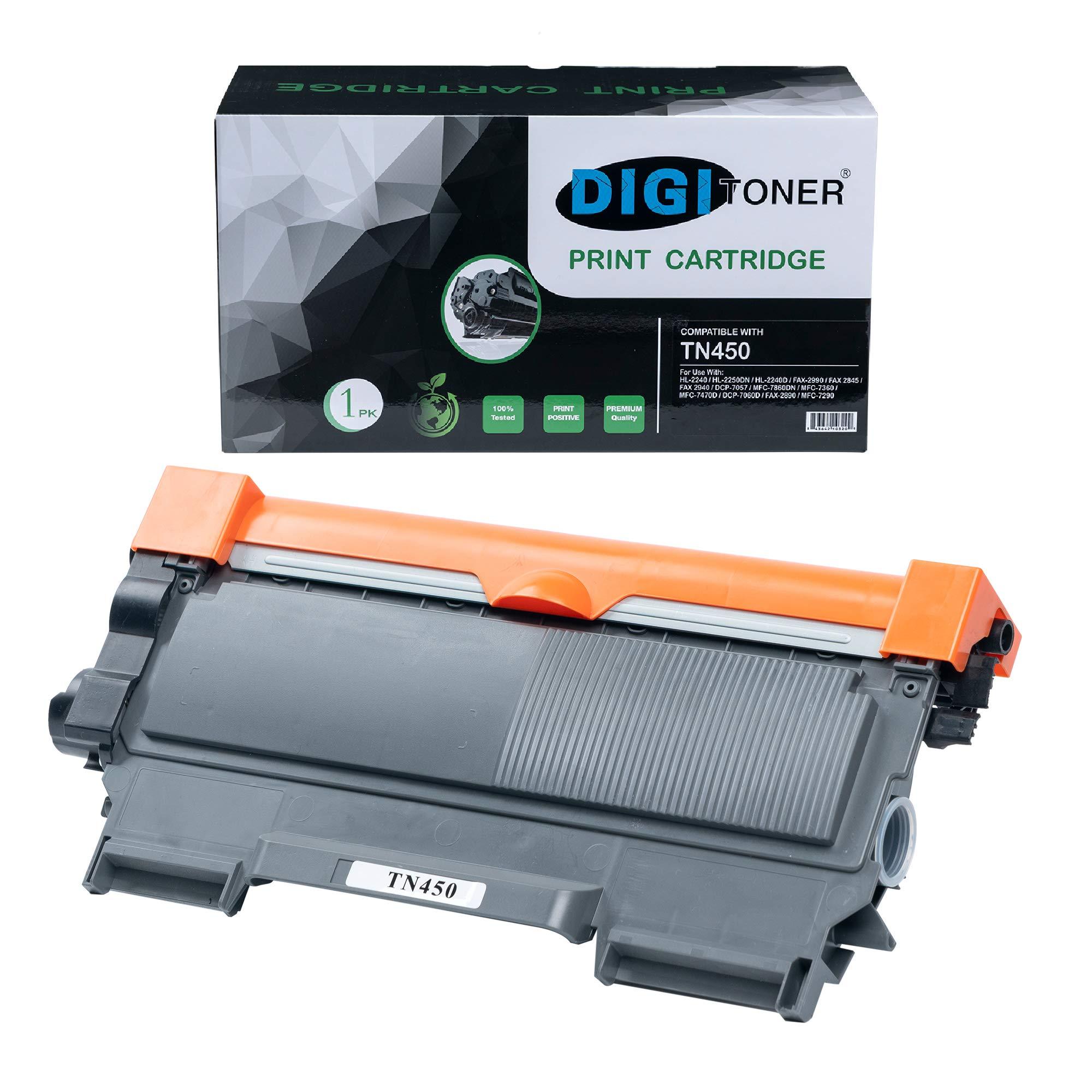 Toner Alternativo ( X1 ) Negro TN450 TN420 HL2280DW HL 2240