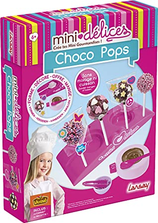 Lansay Kit De Cuisine Mini Delices Choco Pops Amazon Co Uk