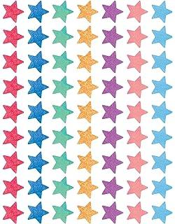 Iridescent Colorful Stars Mini Stickers