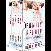 Family Affair: An Mpreg Romance Bundle (Aiden's Collection Book 3) (English Edition)