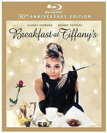 Breakfast At Tiffanys 50th Anniversary Edition