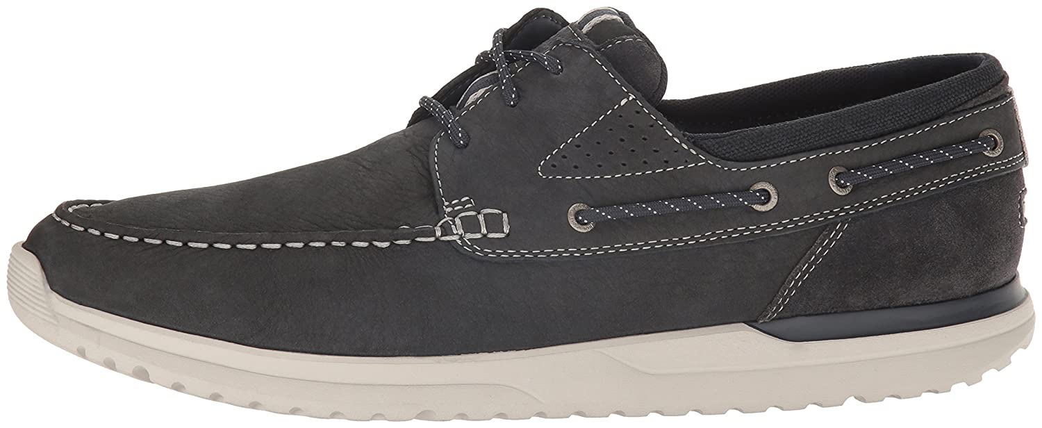 Rockport Mens Langdon 3 Eye Ox Oxford