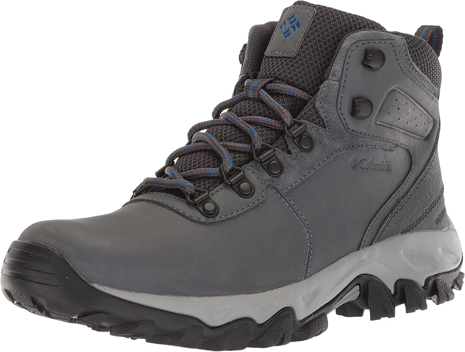 Columbia Men s Newton Ridge Plus II Waterproof Hiking Boot, Breathable, High-Traction Grip