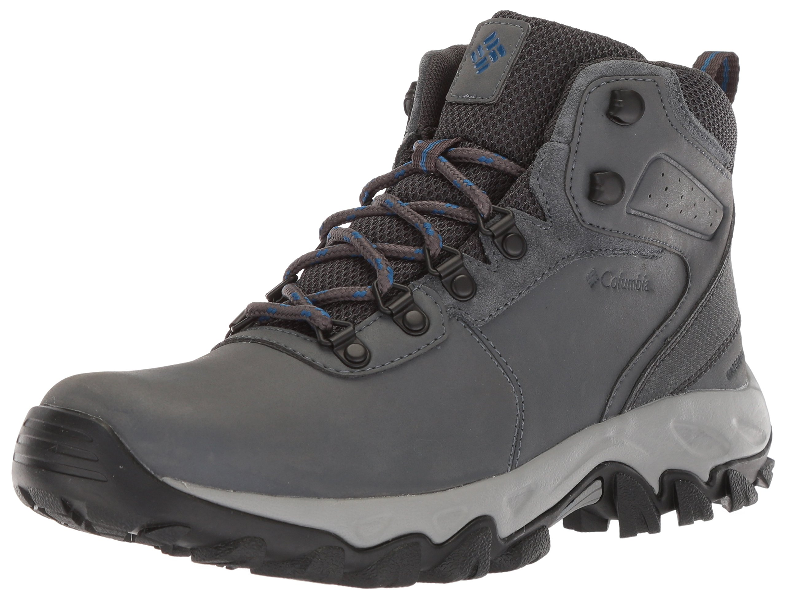faa916d3b43 Columbia Mens Newton Ridge Plus II Waterproof Hiking Boot - BSA Soar