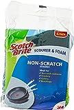 Scotch-Brite NS+B WAVE Non-Scratch CNY bundle (Pack of 4)