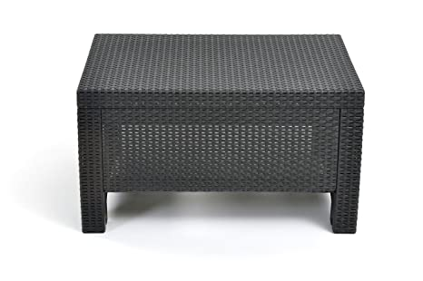 Image Unavailable - Amazon.com : Keter Corfu Coffee Table Modern All Weather Outdoor
