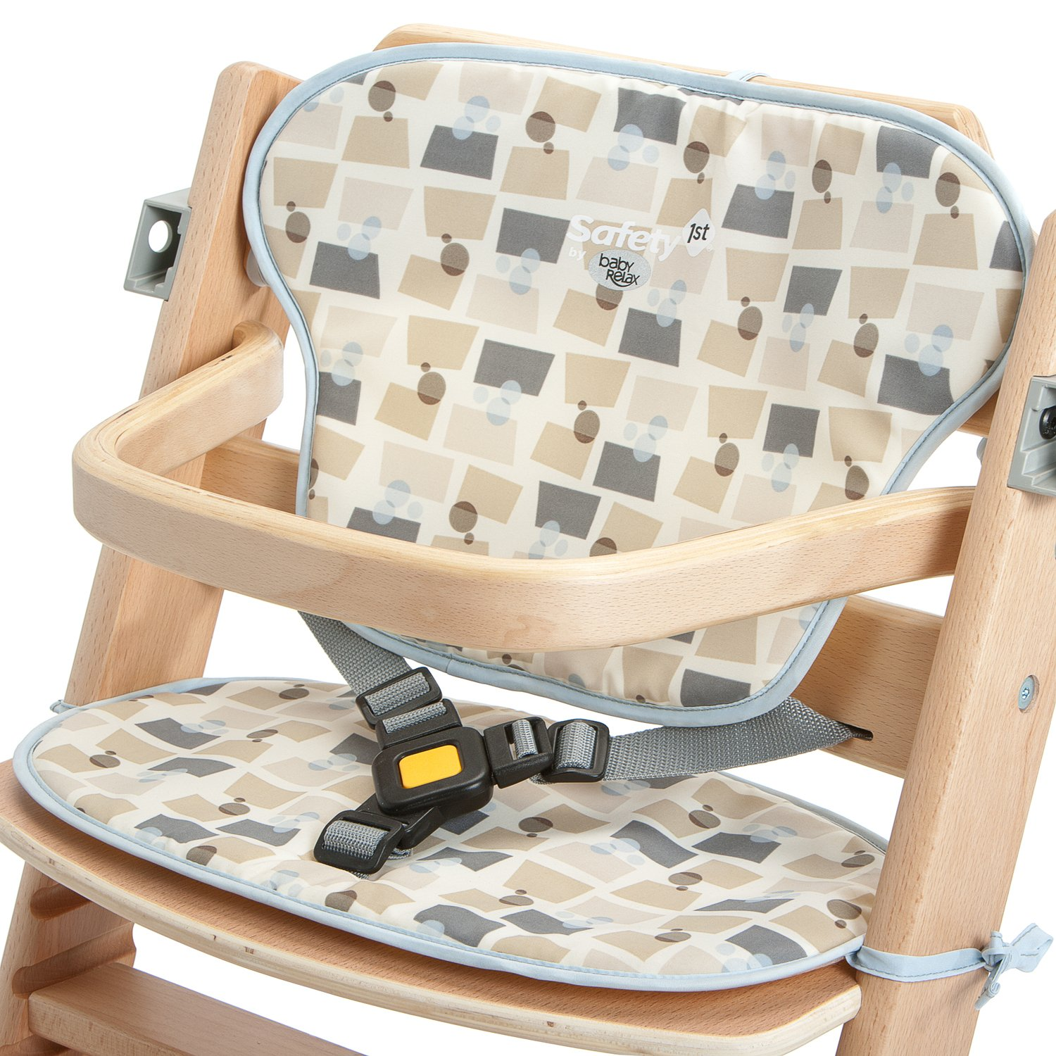 Perfect Safety 1st 20125460 Seat Cushion Suitable For Timba High Chair Fifties:  Amazon.co.uk: Baby
