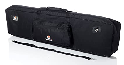 Bespeco BAG488KBY - Funda para teclado, color negro