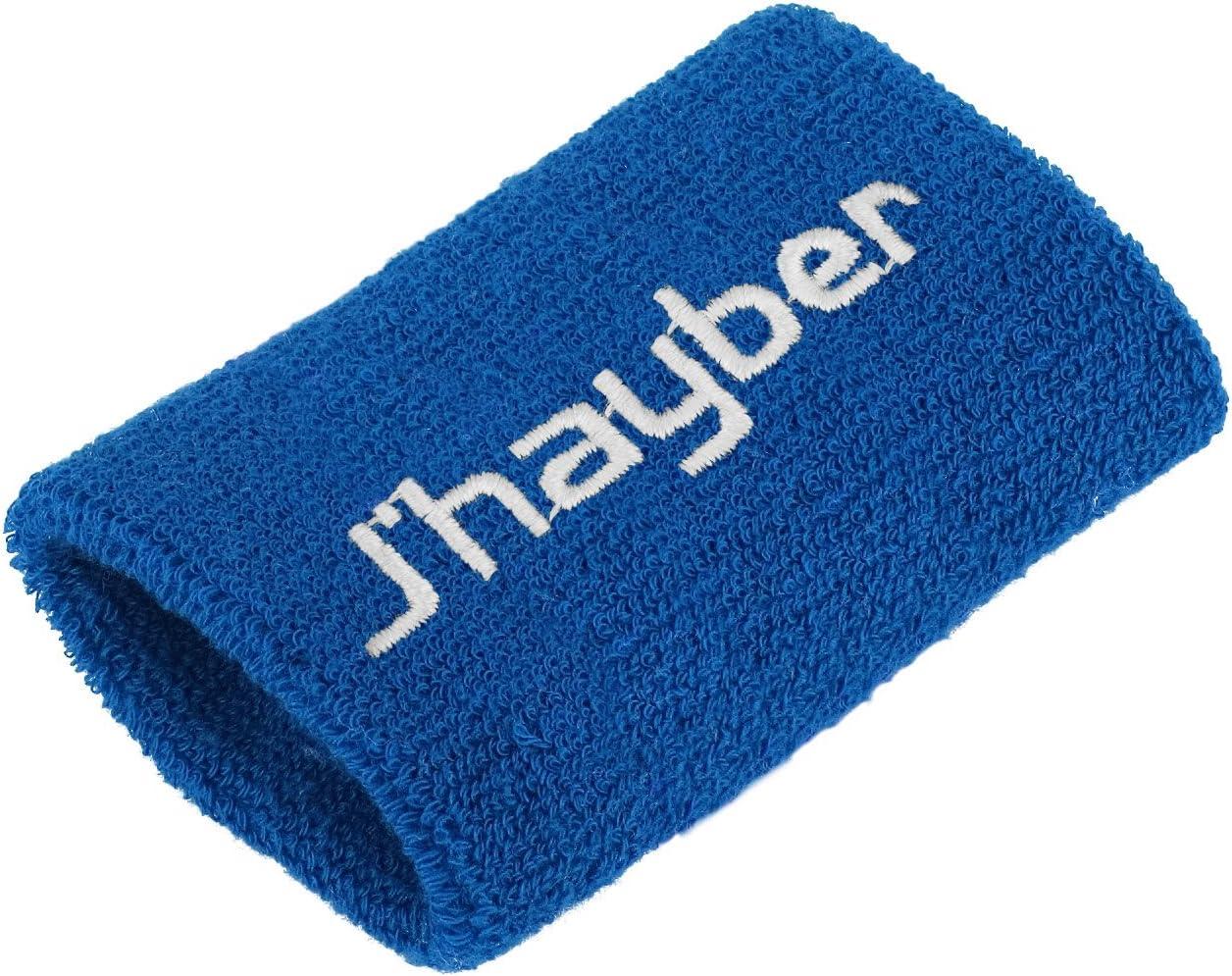 J'hayber 18293-300 Muñequera, Unisex Adulto, Azul, Talla Única