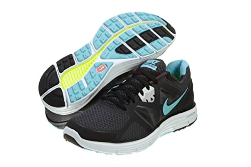 4226f00c230b Nike Lady Lunarglide+ 3 Running Shoes - 5. 5 - Black  Buy Online at Low  Prices in India - Amazon.in
