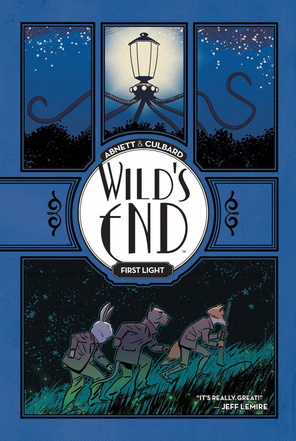 Wild's End Volume 1: First Light: Amazon: Dan Abnett, Inj Bulbard:  9781608867356: Books