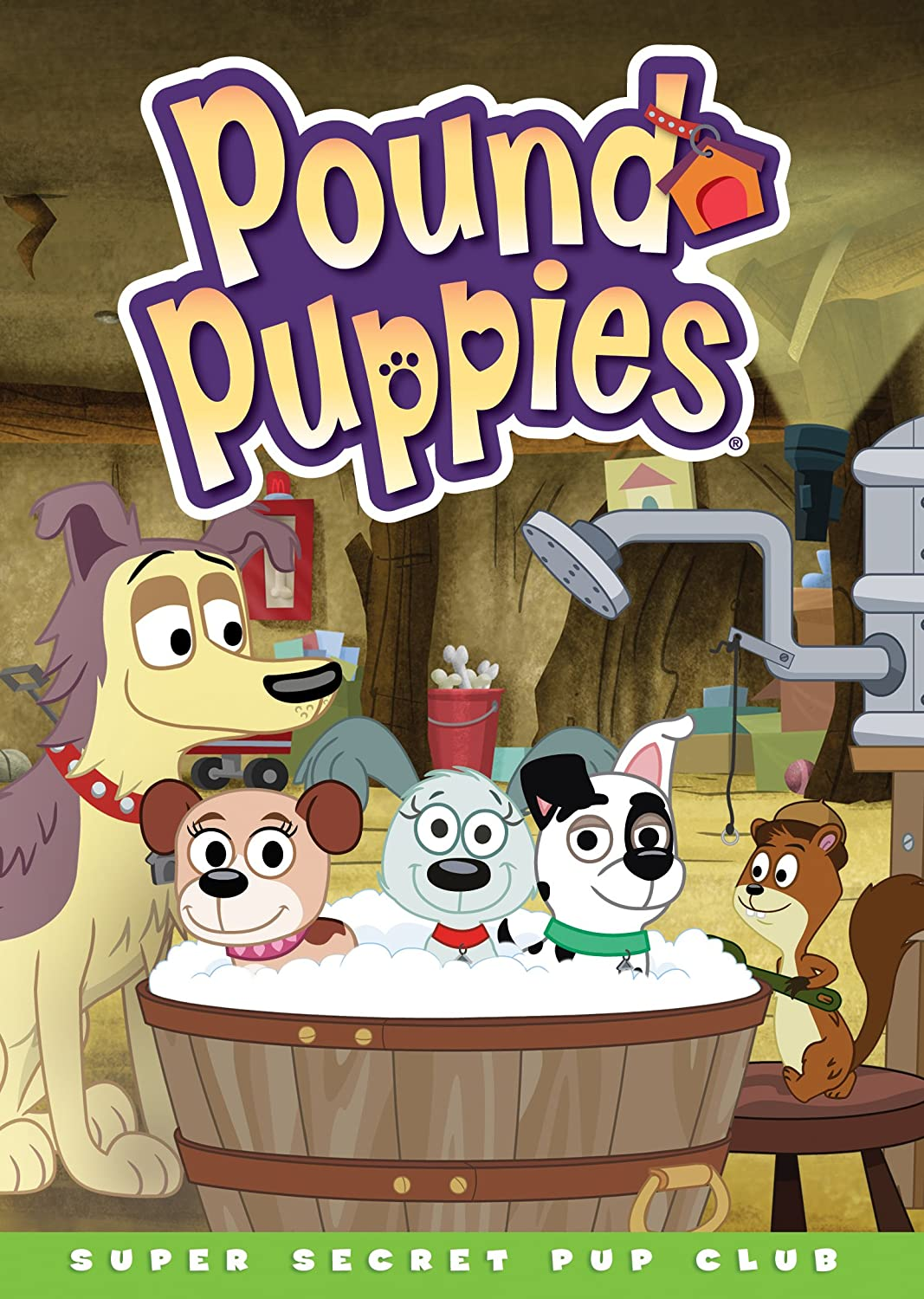 Amazon Pound Puppies Super Secret Pup Club Betty White