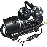 JACO RoadPro Tire Inflator Pump - Premium 12V Portable Air Compressor - 100 PSI