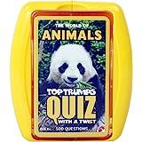 Animals Top Trumps Quiz