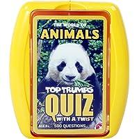 World of Animals Top Trumps Quiz Game