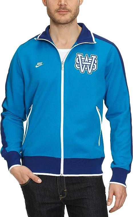 Nike N98 Graphic Men's Track Jacket: Amazon.co.uk: Clothing