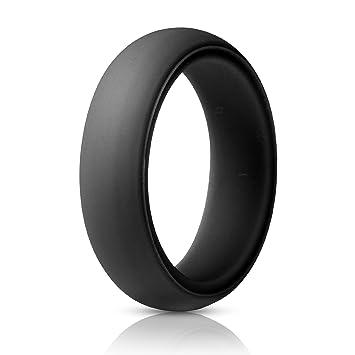 Amazoncom ThunderFit Silicone Rings 7 Pack Singles Wedding