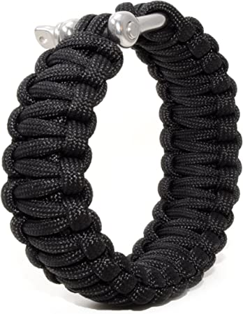 Ganzoo Survival-cuerda (compacto trenzada para Pulsera) de
