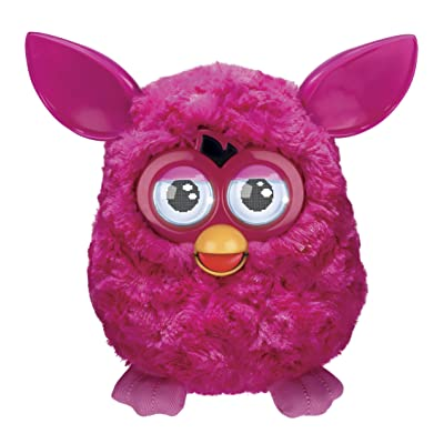 Furby (Pink): Toys & Games