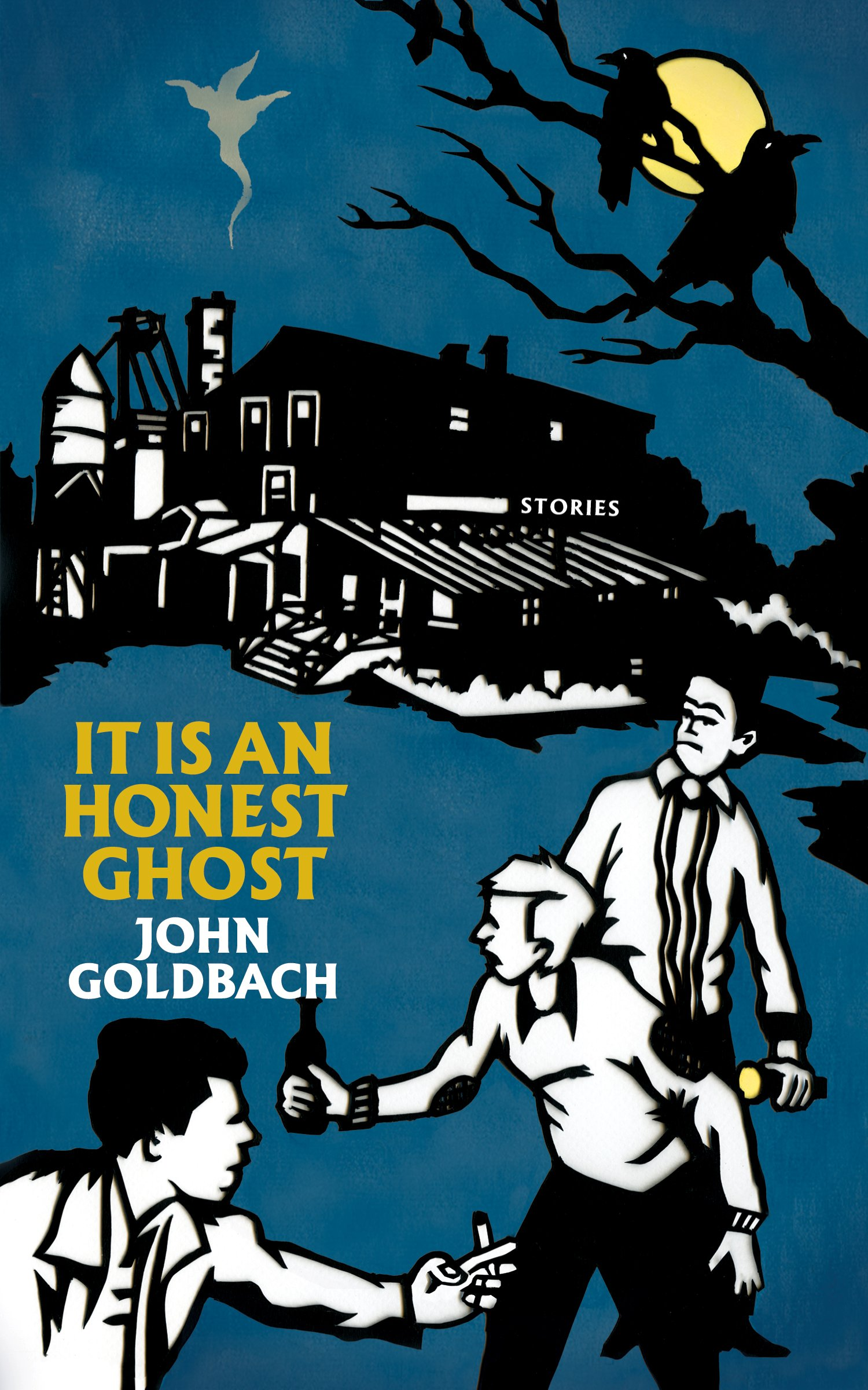 Download It Is an Honest Ghost pdf epub