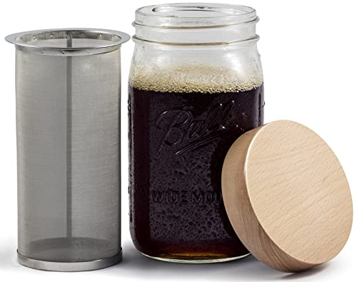 Simple-Life-Cycle-Cold-Brew-Coffee-Maker-Mason-Jar