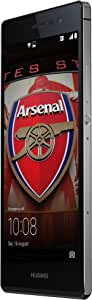 Huawei Ascend P7 Arsenal Edition Factory Unlocked Smartphone - Black