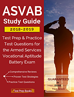 Amazon 2017 2018 asvab for dummies for dummies lifestyle asvab study guide 2018 2019 test prep practice test questions for the armed fandeluxe