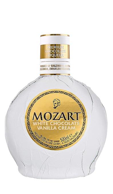 Shoptagr Mozart Chocolate Cream Liqueur 50cl By Mozart