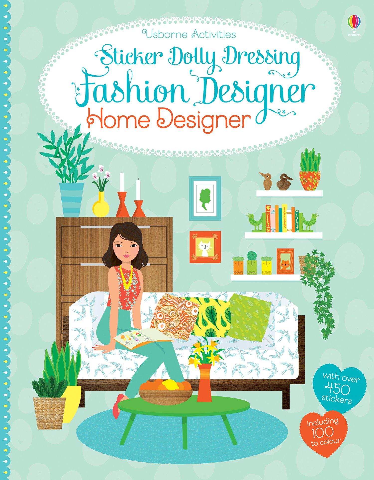 sticker dolly dressing fashion designer home designer emily bone sticker dolly dressing fashion designer home designer emily bone 9781409565154 amazon com books