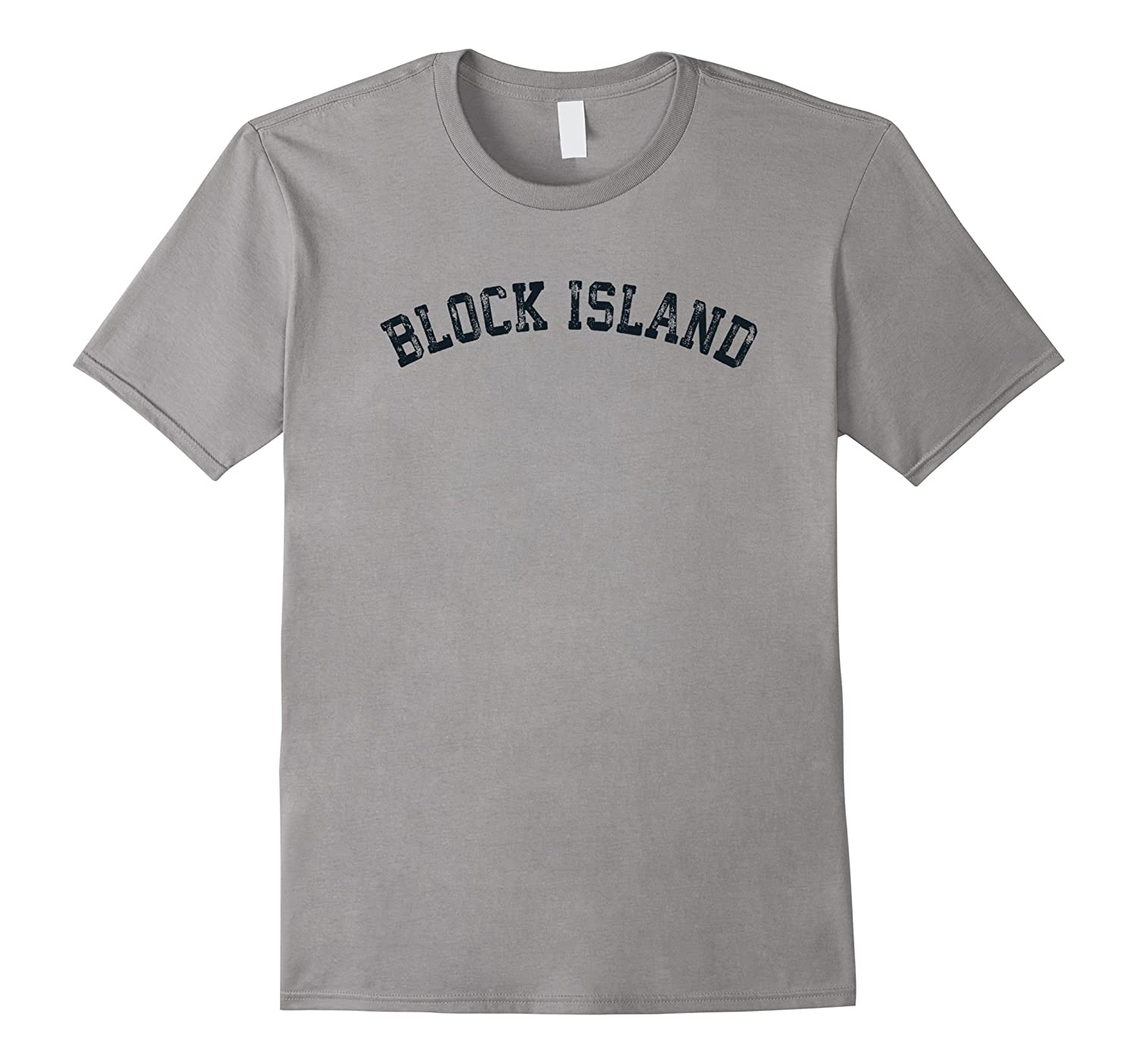 Vintage Block Island RI T Shirt Scrum Old 401 Retro Sports T-BN