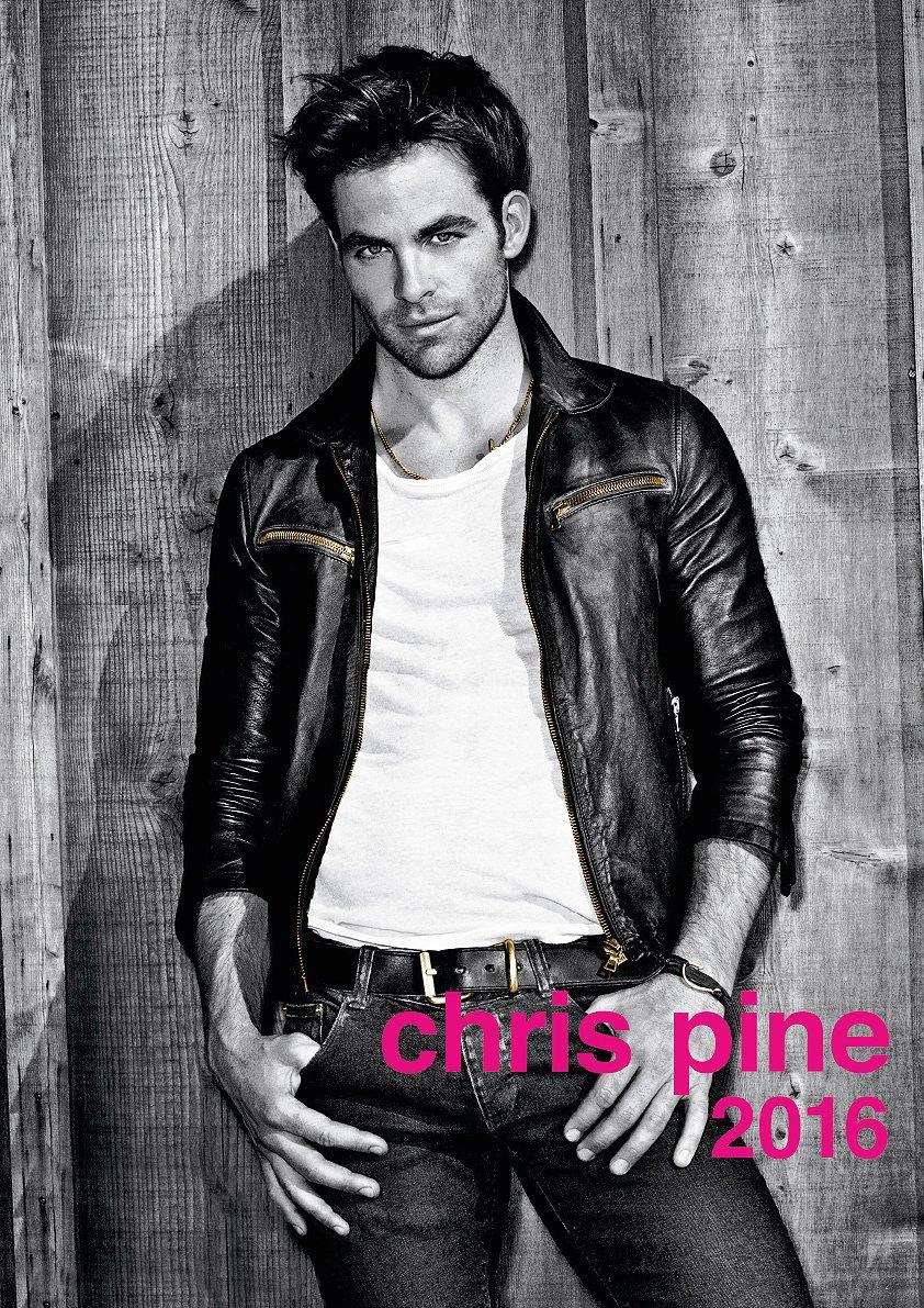 Chris Pine 2016
