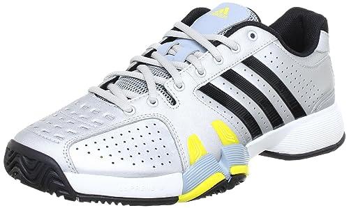 adidas G64795 - Zapatillas de tenis de Sintético Hombre, color Plateado, talla 48 EU: Amazon.es: Zapatos y complementos