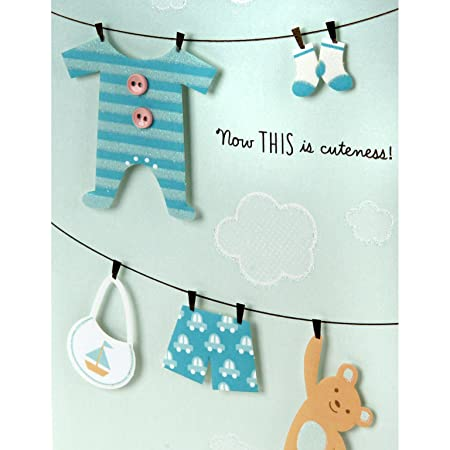Hallmark Baby Shower Card #2