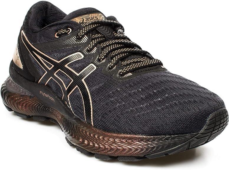 ASICS Gel-Nimbus 22 Platinum Womens Zapatillas para Correr - SS20: Amazon.es: Zapatos y complementos