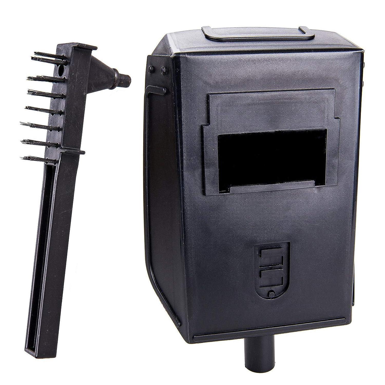 Schwei/ßger/ät + Schwei/ßwinkel Schwei/ßger/ät Inverter MMA 280A IGBT E-Hand LCD