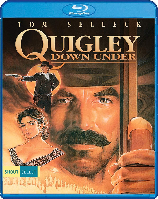 Quigley Down Under Edizione: Stati Uniti Italia Blu-ray ...