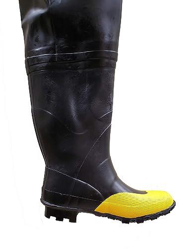 Herco Heavy Duty Steel Toe Rubber Hip Waders