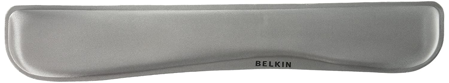 Belkin Wave Rest Gel-Filled Cushion Wrist Pad -Black Belkin Components F8E263-BLK Desk Accessories